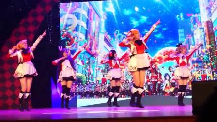 それは僕たちの奇跡、Sunny day song(Afternoon宅舞团,2018年传媒大学春日舞台祭)