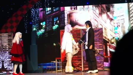 K·绯红的传承(Try舞台剧团。2018年传媒大学春日舞台祭)