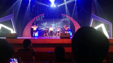 Pit-A-Pat舞团的舞蹈2(2018年传媒大学春日舞台祭)