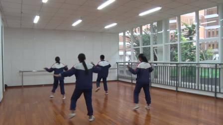 2018昆明行知韵律操教学视频