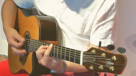 科宾吉他专业演示视频 MM920CE 指弹手工琴!
