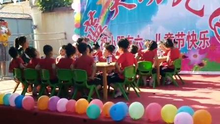 蓝天幼儿园杯子舞小宝贝