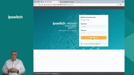功能示范:在 MOVEit Automation 中使用Amazon S3