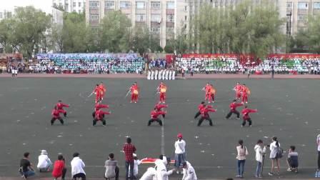 东林武协2018年校运会汇报表演