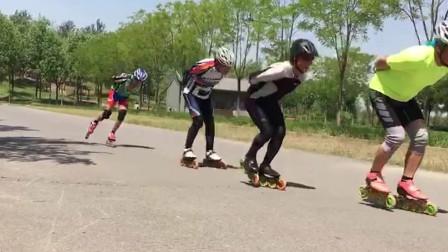 20180601南海子公园轮滑