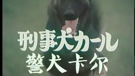 我在警犬卡尔.国语配音.1977日版片头OP.像疾风一样(天琴水星怀旧经典)截了一段小视频