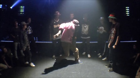 [2014]Kevin Paradox Raise Up HipHop Freestyle Session Tokyo Japan 2014