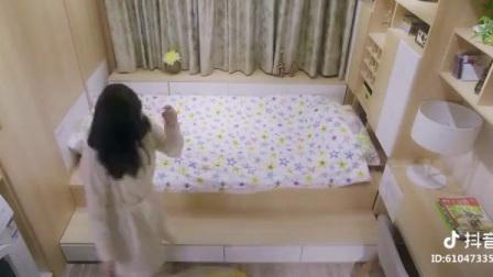欧派衣柜高端全屋定制,榻榻米秒变儿童房