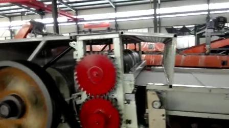 木浆纸板分条切块木浆纸切块机