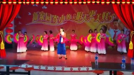 朔州市怀仁县新家园乡文化站舞蹈队《红梅赞》