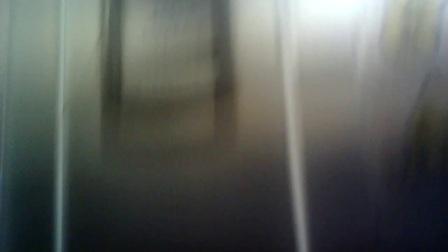 人民医院住院楼的老式电梯(下行)