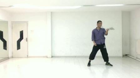 北京棍舞传奇  清风双节棍