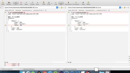 APIJSON-自动化接口回归测试