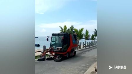 扫路机视频|小型扫路机视频|驾驶式扫地机视频|路面清扫机视频