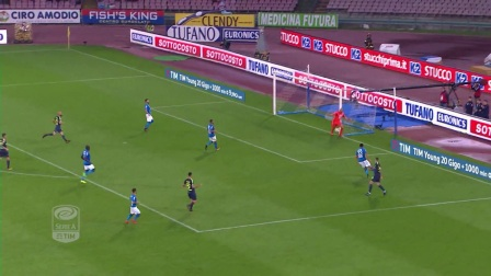 NAPOLI-INTER 0-0 HIGHLIGHTS Matchday 09 - Serie A TIM