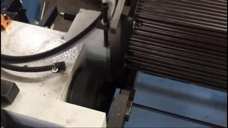 8毫米棒料倒角机视频 双头全自动倒角机视频