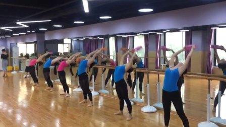 舞蹈艺考培训中国舞艺考河南省星之海舞蹈艺考培训-预科班基训课