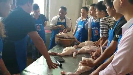 烧鸭的做法实操课程,广式脆皮烧鸭做法步骤,烧鹅培训,广州专业烧腊培训