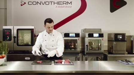 新Convotherm mini烤箱操作指南2 - 肉制品