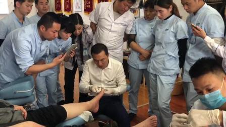 修脚培训视频教程,彭世职业培训学校,专业修脚培训班