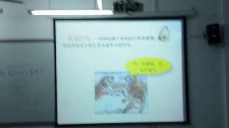 北师大版生物八年级上册第5单元生物圈中的动物和微生物第十六章动物的行为第2节动物行为的主要类型-王老师
