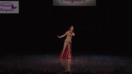 NEW! Marta Korzun at Oriental Fairytales 2018, Serbia - Sert el Hob