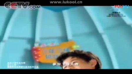 我在2006 04 cctv1 广告截了一段小视频