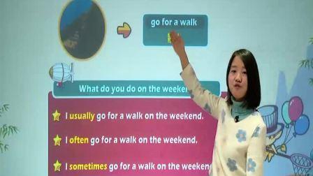 04、Lesson 3 人教版小学五年级英语下册