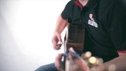 指弹改编中国风经典《茉莉花》斐波那契SJ吉他录音