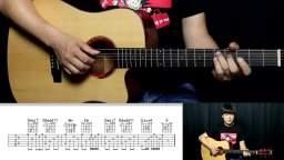 《斑马斑马》酷音小伟吉他弹唱教学