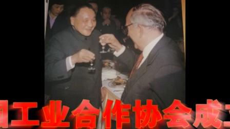 庆祝中国工合成立80周年片头
