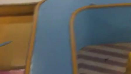 宝鸡启蒙幼儿园塑胶地板施工