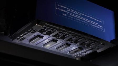 产品演示 - 罗兰大幅面打印机TrueVIS VG