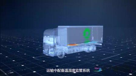 重庆医药集团3d渝洽会宣传片