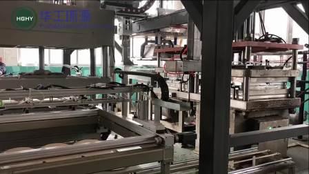 自动往复式(捞浆式)机械手臂餐具机