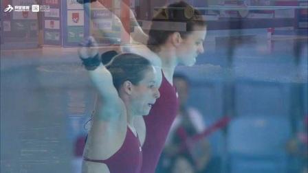 FINA武汉跳水世界杯-女子双人10米跳台决赛