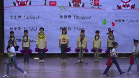 5.歌曲《Vive le vent》--青岛为明学校小学部艺术节舞蹈专场