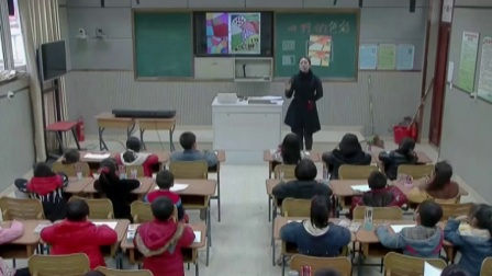 湘美教版一年级美术上册3.田野的色彩-吕老师配视频课件教案