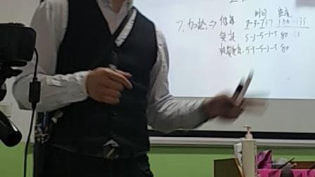 烫发理论课视频