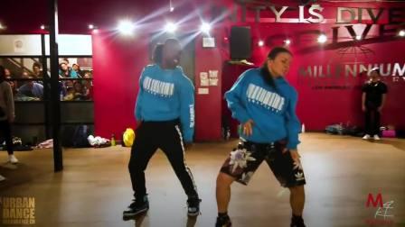 【UrbanDance.Cn】Janelle Ginestra 编舞《Push It》Urban Dance Choreography Millennium