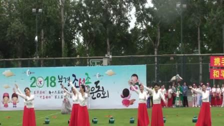 北京朝鲜族运动会开幕式舞蹈
