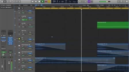 Logic系列 e6.Future Bass實戰課程視頻