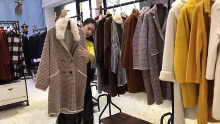 水貂毛大衣2