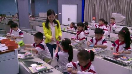 湘美教版小学一年级美术下册22.折大嘴巴-陈老师配视频课件教案
