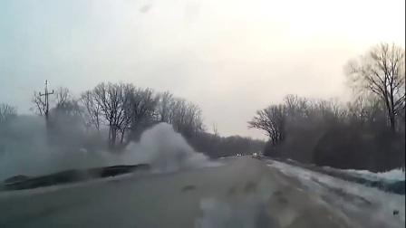 傻缺司机事故合集
