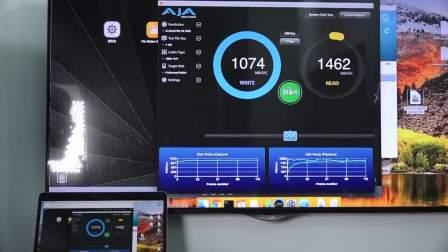 【2018 Computex】 QNAP  Thunderbolt 3 Nas