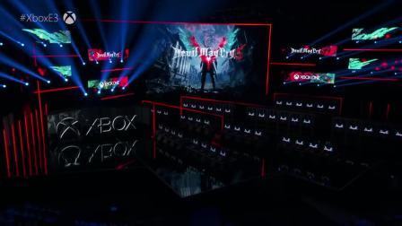 E3 2018《鬼泣5》实机宣传片