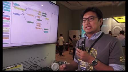 【2018 Computex】 QNAP AWS+QIoT 智能辨识系统