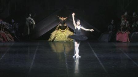 黑天鹅双人舞 Ida Praetorius & Marcin Kupinski 丹麦皇家芭蕾舞团2016年
