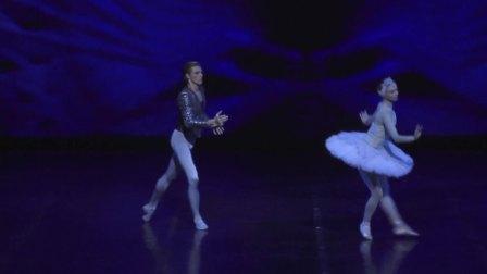 天鹅湖第四幕片段 Ida Praetorius & Marcin Kupinski 丹麦皇家芭蕾舞团2016年
